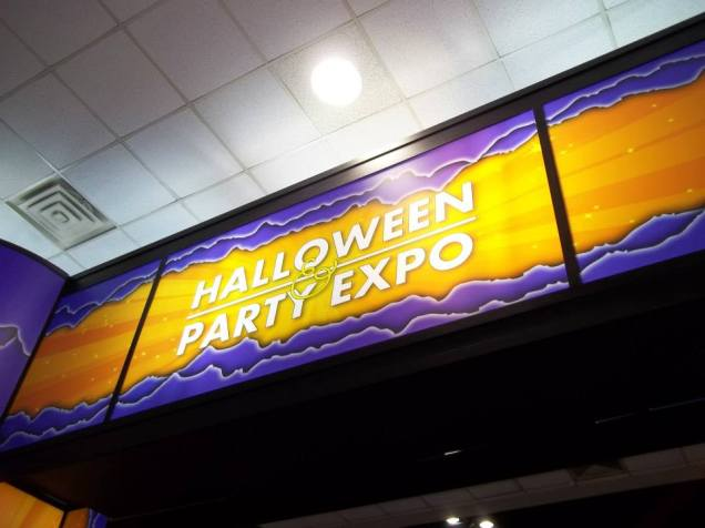 Halloween and Party Expo, Houston 2014