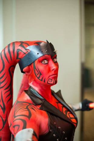 Nikki Ordo Darth Talon Emerald City Comic Con