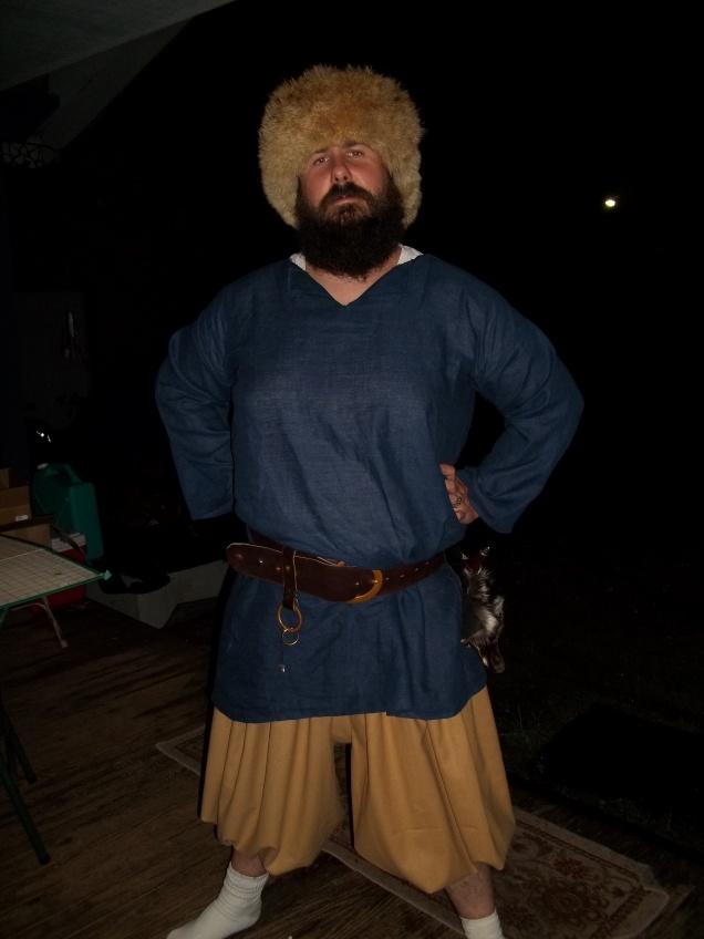 Dressing Geisrik Geirson